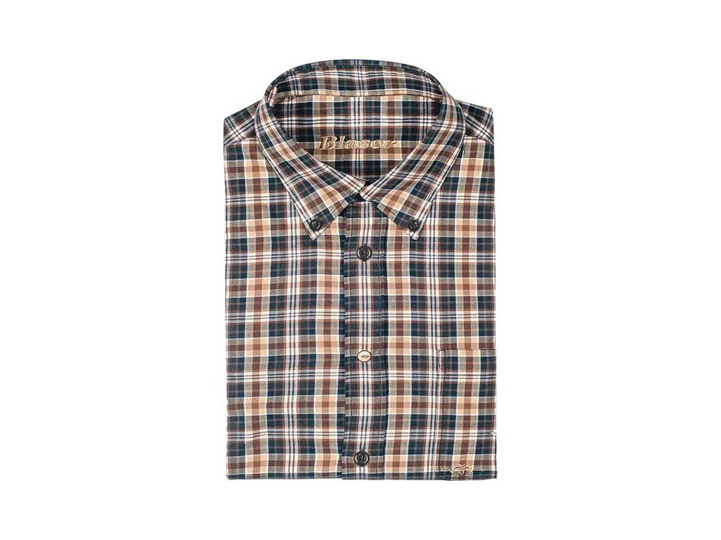 Blaser Twill Classic - košile pánská  3a80f999c6