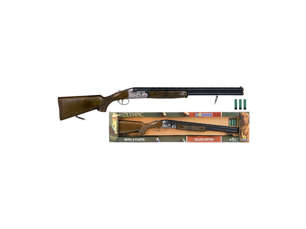 gonher rifle huntert 11 shots 117 0