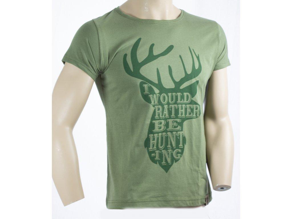 Tričko JELEN HLAVA - dámské, ARC 4041, Archer Camp