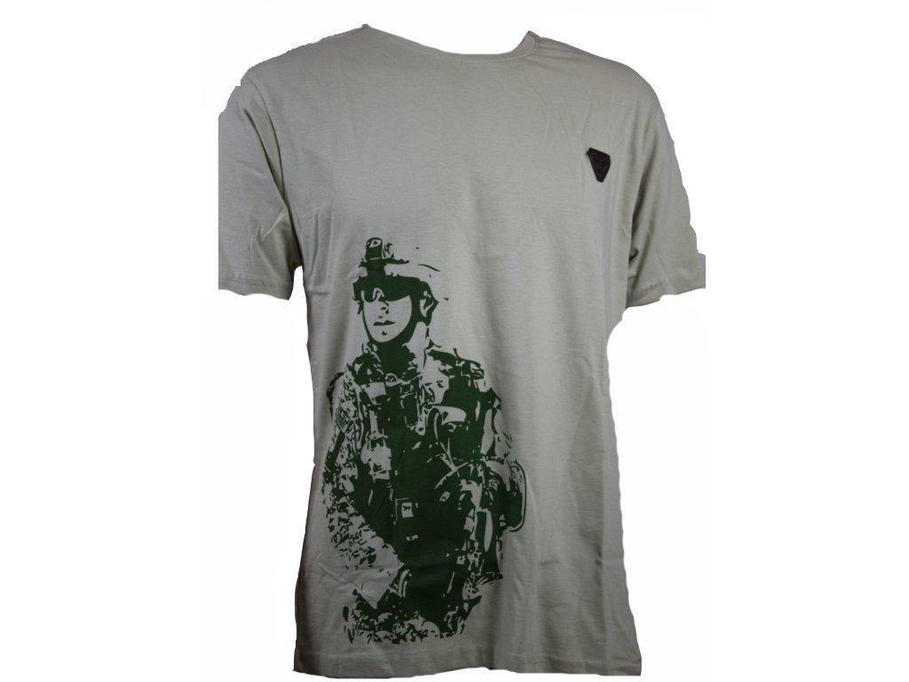 Tričko VOJÁK - unisex, ARC 4015, Archer Camp