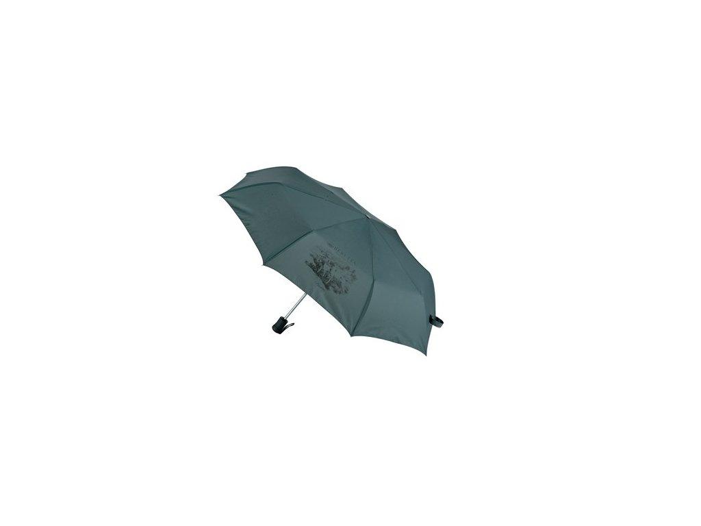 Deštník Beretta skládací malý, zelený
