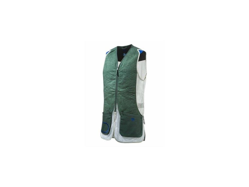 Střelecká vesta Beretta DT11, zelená
