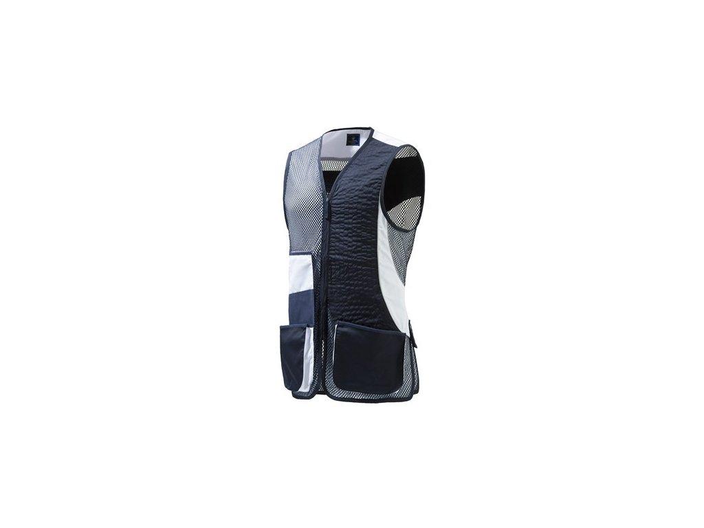Střelecká vesta Beretta UniformPro SK levá, modrá