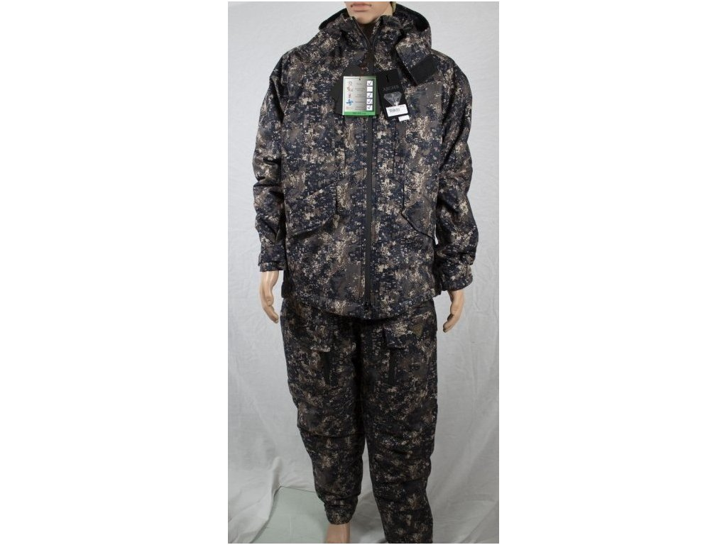 Zimní komplet s membránou - pánský, camo, ARC 3082, Archer Camp