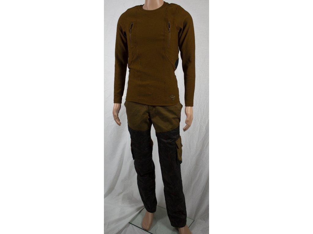 Taktické tričko - dlouhý rukáv, unisex, ARC 4002-1, Archer Camp