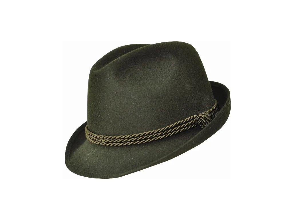 Myslivecký klobouk - dětský i pro dospělé, ZB