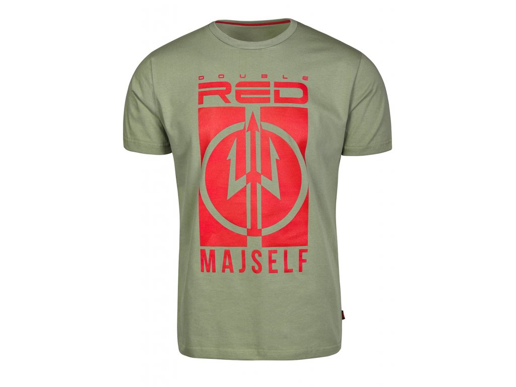 limited edition majself t shirt olive