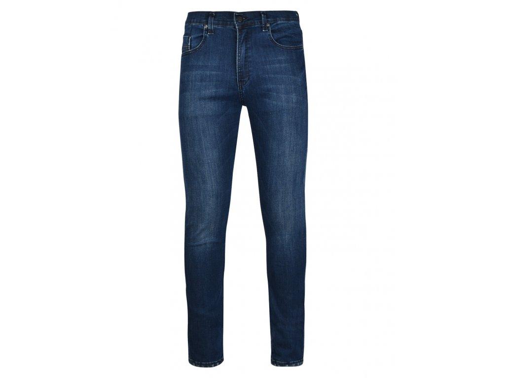 red jeans regular dark blue skinny fit