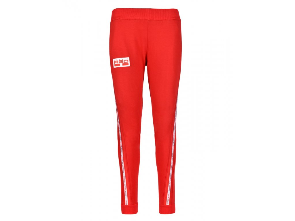 sweatpants eminence all logo red (1)