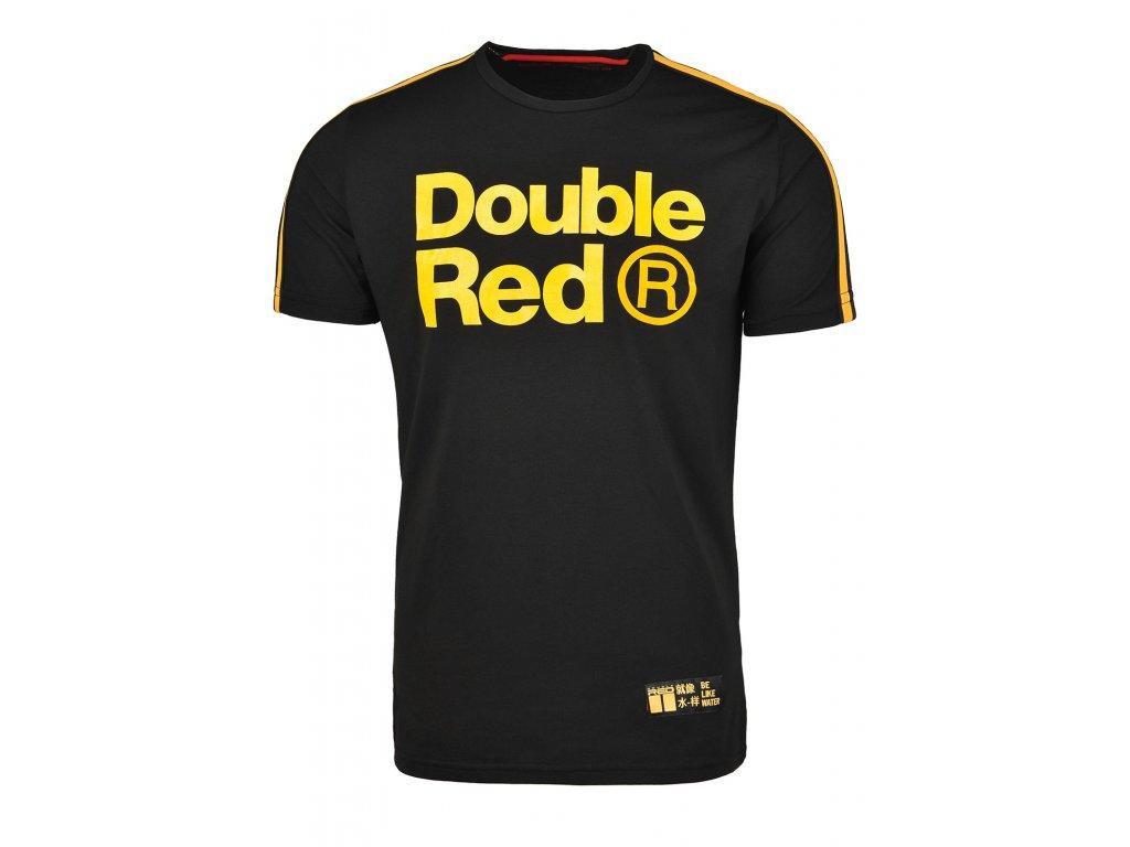 t shirt trademark kung fu master black