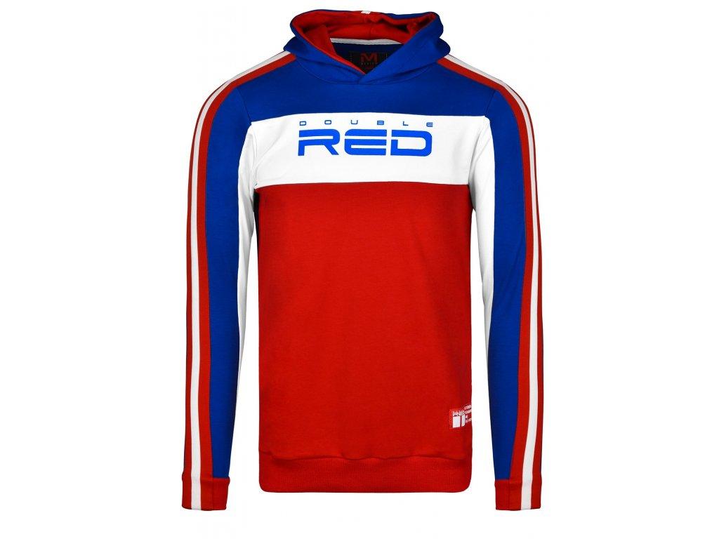 sweatshirt outstanding bluered