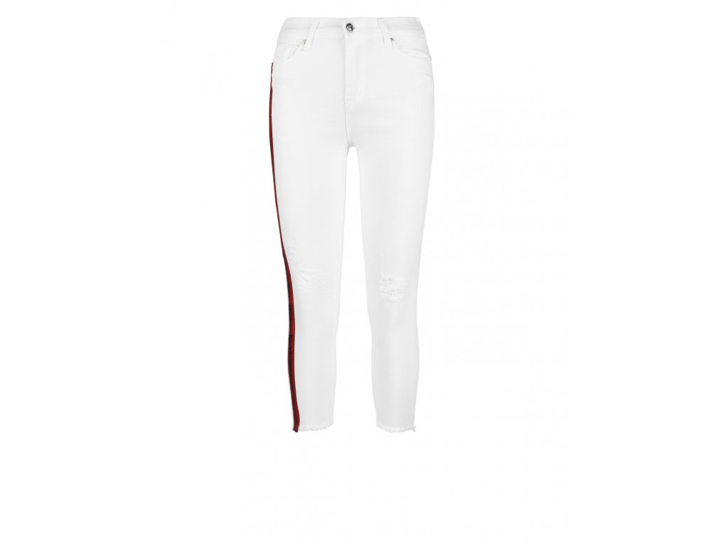 stripes jeans collection white (1)