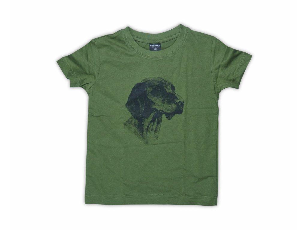1925 Dětské tričko Pes