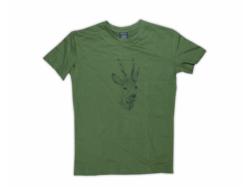 1931 Dětské tričko Srnec