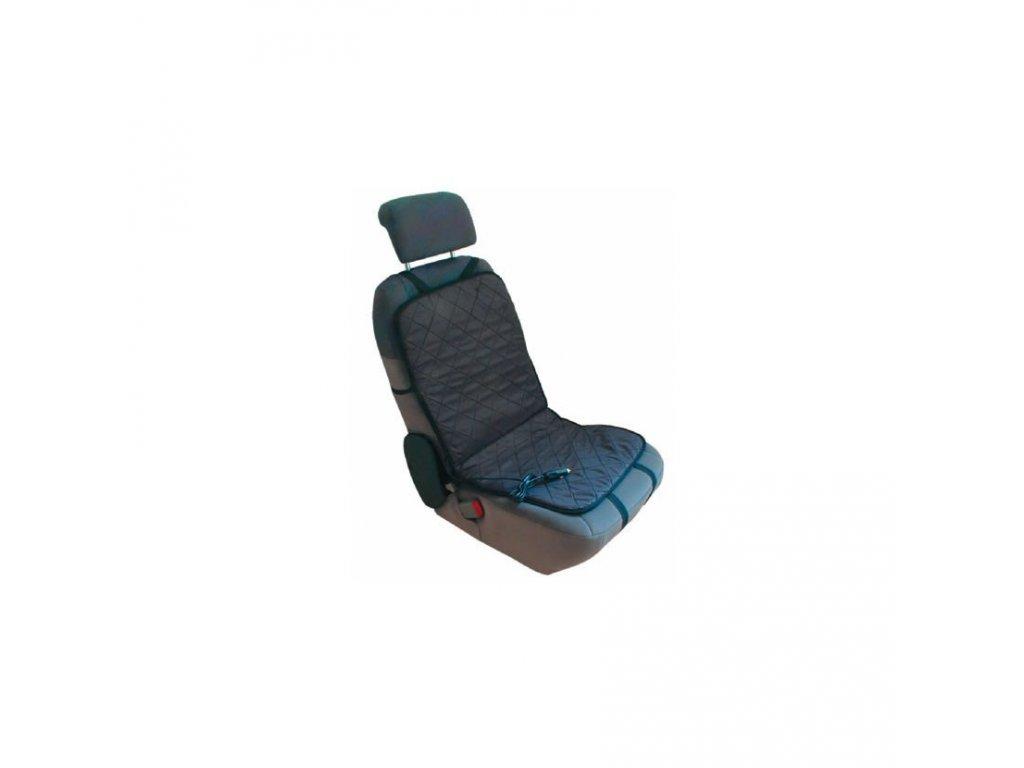 Vyhřívaná podložka na sedadlo auta ZR