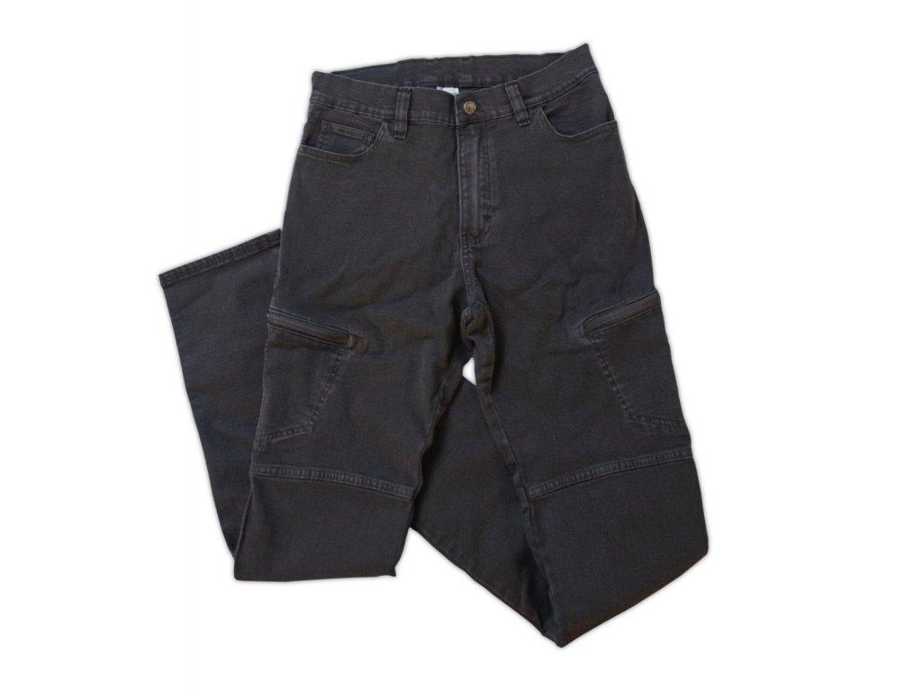 1812 Kalhoty Inuit strec Jeans - dámské