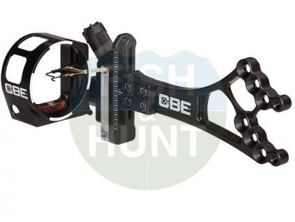 Mířidlo CBE  Sniper Pro X Hunting (Levá / pravá RH, Velikost 5-Pin  0.19)