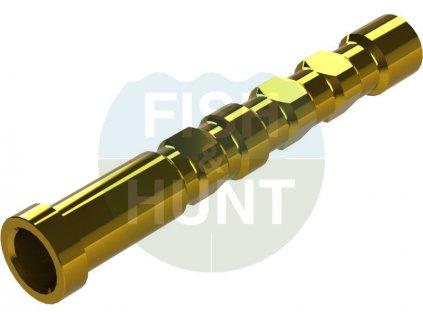 208108 insert gold tip brass 246 100 grain