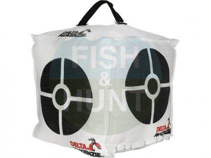 Terčovnice Delta McKenzie White Box Bag