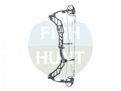 """Kladkový luk Elite Archery Impulse 31 - RH (Barva KUIU Vias tělo/KUIU Vias ramena, Délka nátahu 28"""", Síla nátahu 80#)"""