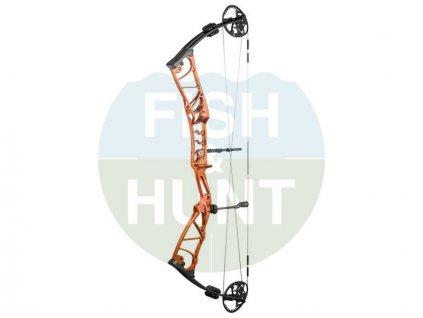 "Kladkový luk Elite Archery  Echelon 39 - LH (Barva Surge Red, Délka nátahu 28"", Síla nátahu 70#)"