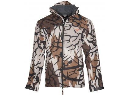 Predator Camo High Plains bunda (Barva fall grey, Velikost XL)