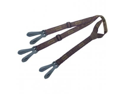 hart hunting leather joint suspenders