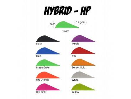 AAE Arizona Hybrid HP (Barva oranžová fluor)