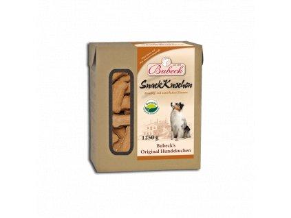 Psí suchary Bubeck Snack Knochen 1,25kg