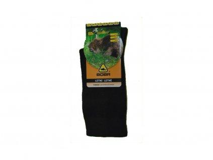Ponožky letní - sport, Bobr