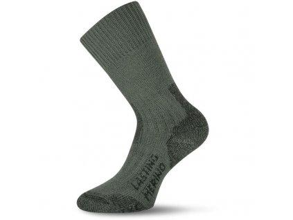 txc 620 zelena vlnene ponozky