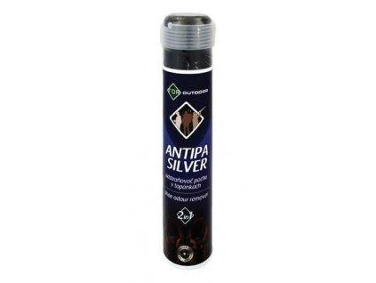 antipa silver odstranovac pachu z obuvi sprej 200ml