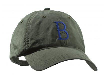 Kšiltovka B - zelená, Beretta *