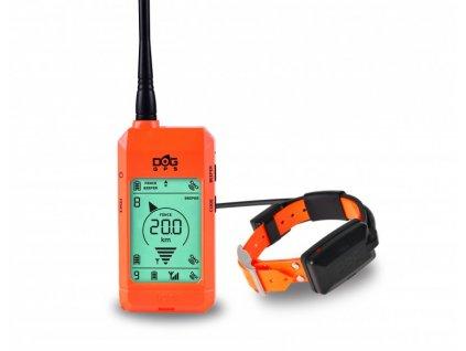 Dog Trace DOG GPS X20 set oranžový