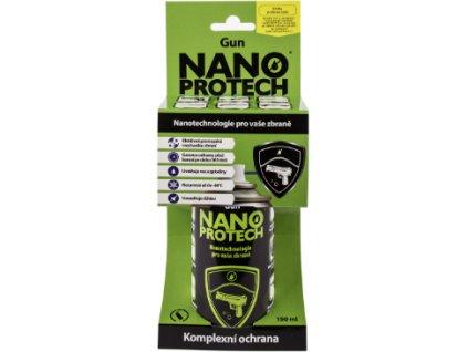 Nanoprotech gun web prebal