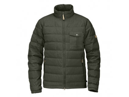 Fjallraven Ovik Lite Jacket bunda (Barva 032-Mountain Grey, Velikost XL)