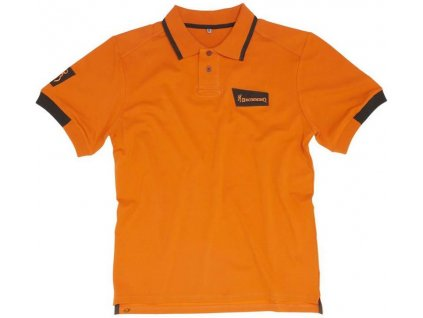 polo shirt man browning ultra orange z 1250 125075