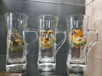 214284 sklenice s uchem 330 ml