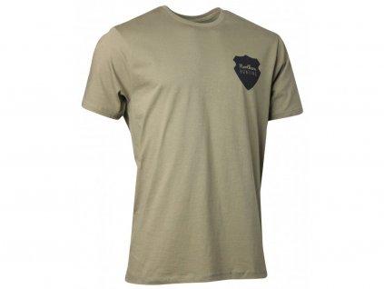 Raven - sand, tričko pánské, NH
