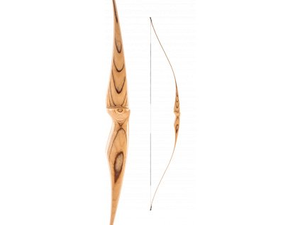 Sliver traditional longbow 441x1100