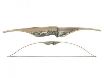 bows white feather petrel flatbow 3 large
