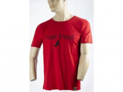 Tričko FAST FOOD - pánské, ARC 4040, Archer Camp