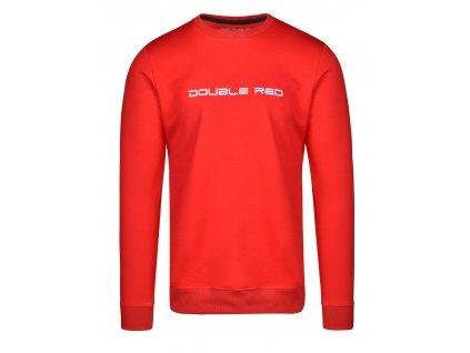 elegance redwhite sweatshirt
