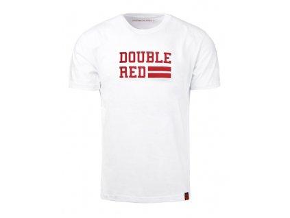t shirt university of red white