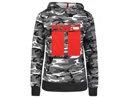 sweatshirt all logo bw camo