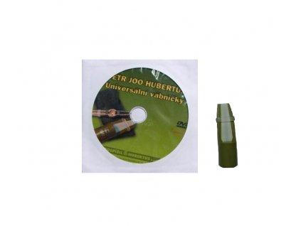 Vábnička na jelena siku - plastová + DVD, TJ