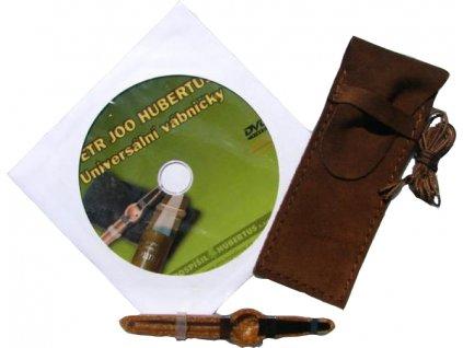 Vábnička na jelena siku + DVD, TJ