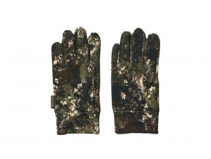Sigvald - lovecké rukavice camo, NH