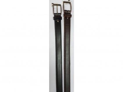 Kožený opasek - 3 cm, 4 cm, F&H