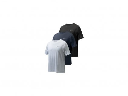 Tričko Corporate, set 3ks - bílá, černá, modrá, Beretta *